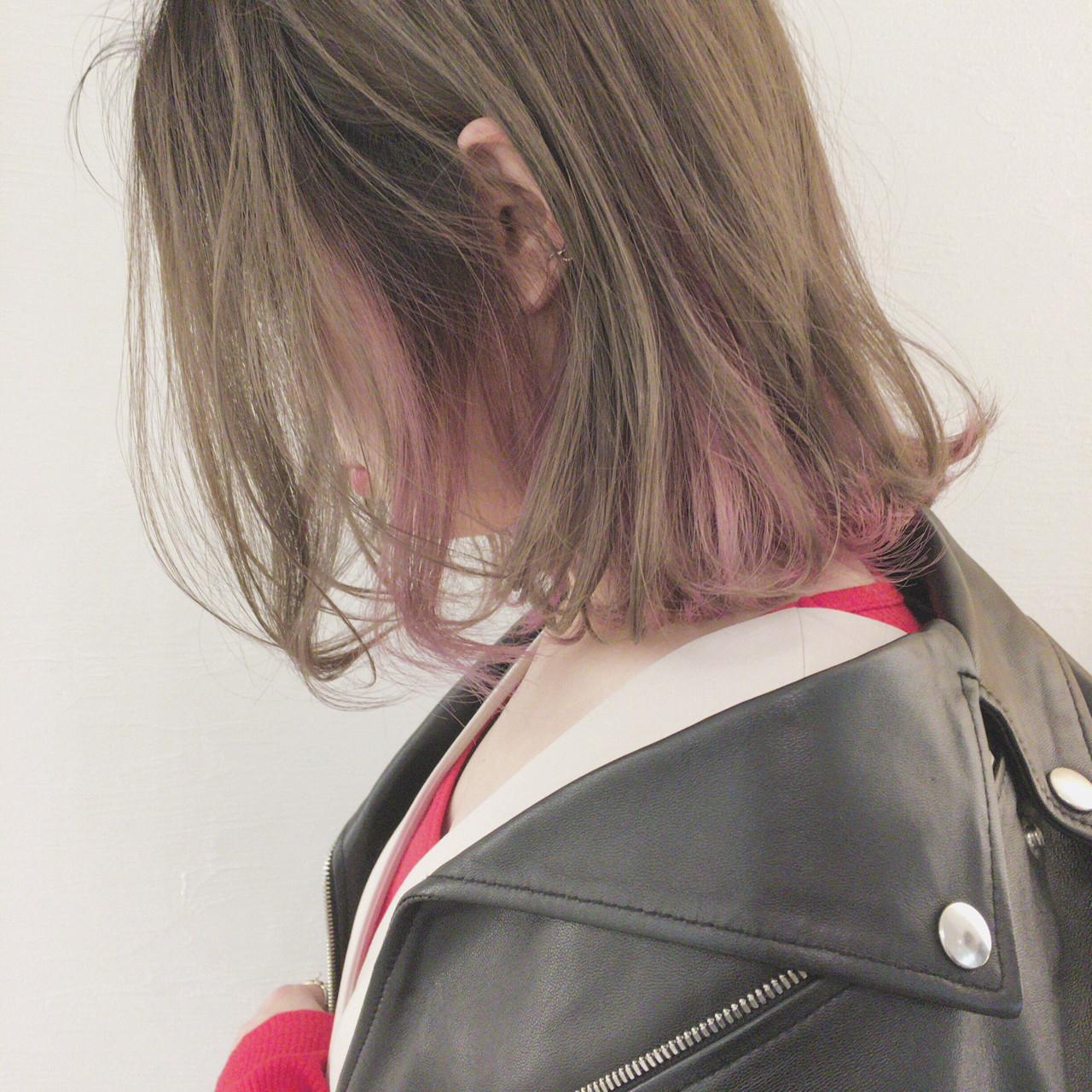 Pink→全体運・恋愛運