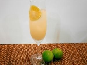 りんごジュースで☆ノンアルコールカクテル☆
