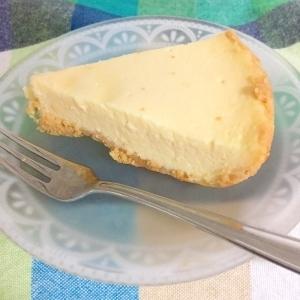 炊飯器でベイクドチーズケーキ♡