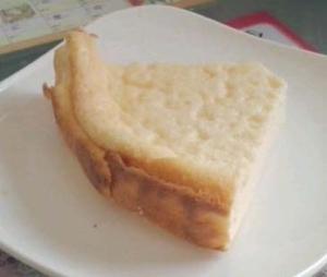ミキサーで手間なし簡単♪ 低カロチーズケーキ