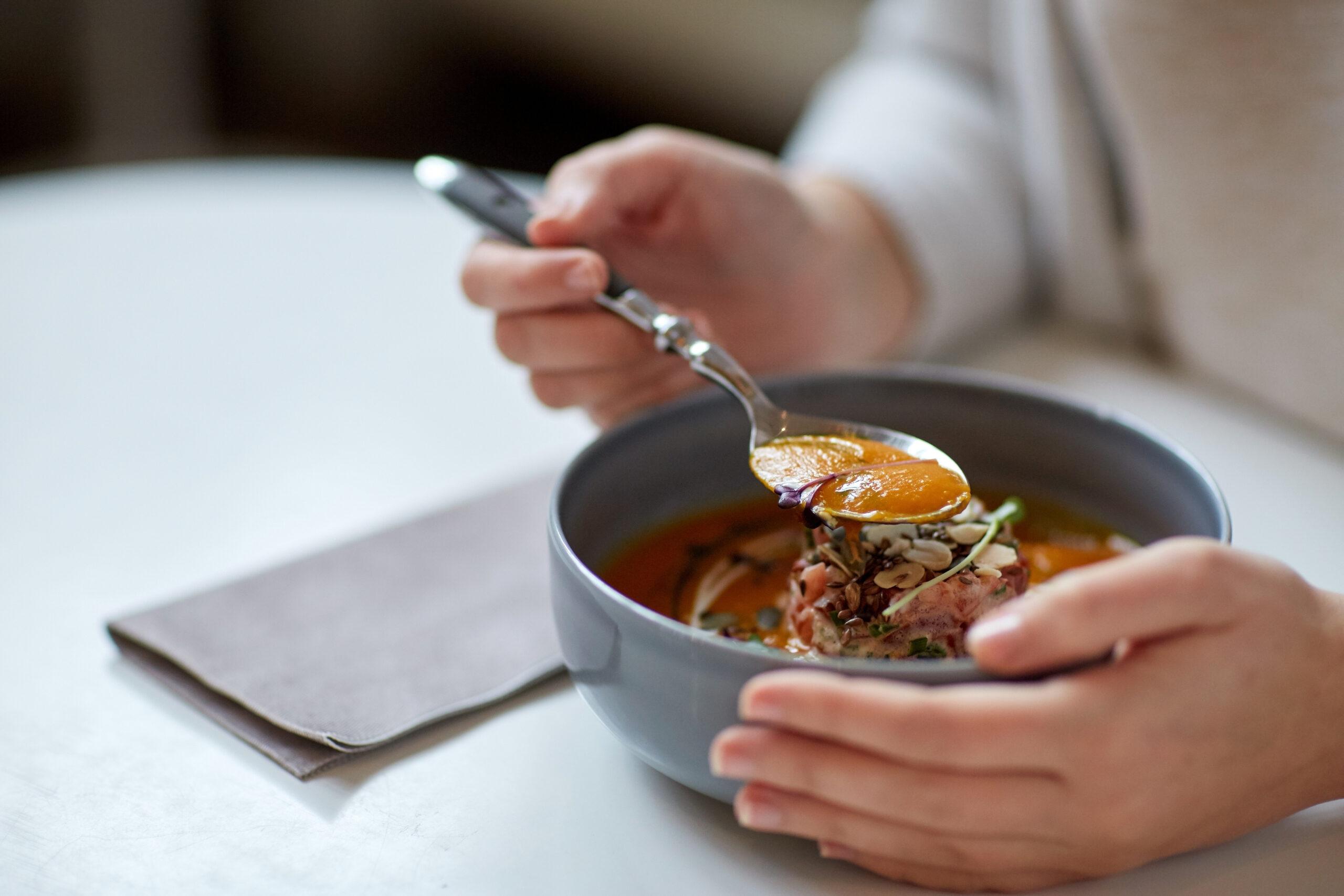 ホッと体を温めてくれるスープ系レシピ