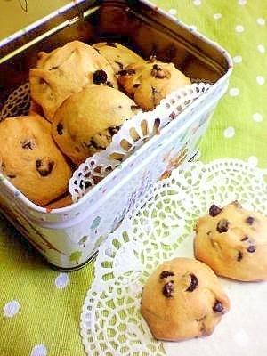 計量カップで作る!ドロップクッキー(チョコチップ)