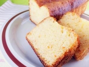 HMで基本のパウンドケーキ♡