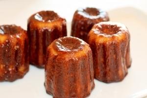 簡単!本格カヌレ フランス ボルドー伝統菓子つくろ