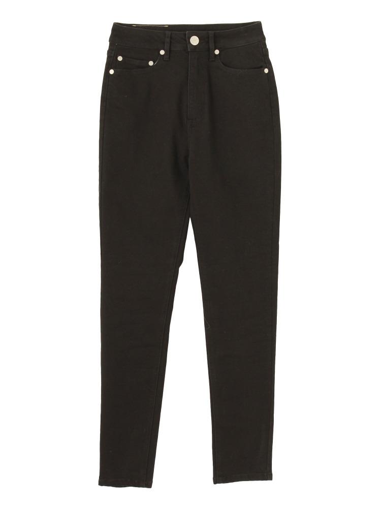 JET BLACK skinny パンツ