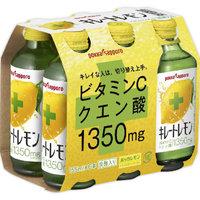 キレートレモン 155ml×6