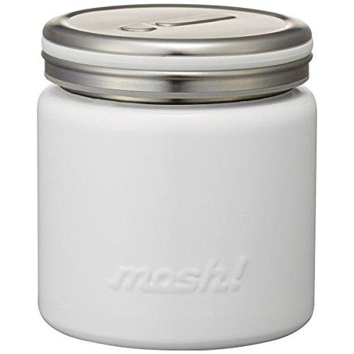 フードポット 0.3L ホワイト mosh!(モッシュ!)