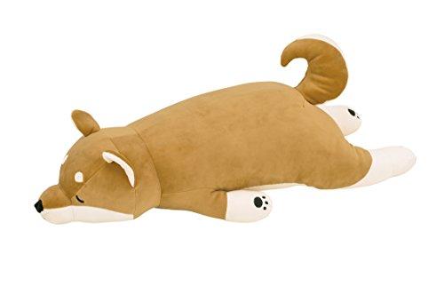 プレミアムねむねむアニマルズ 抱きまくらLサイズ 柴犬のコタロウ