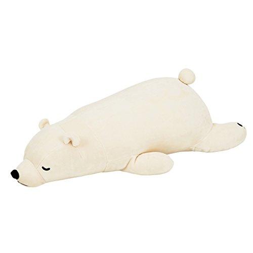 ねむねむプレミアム抱きまくらLサイズ ホワイト