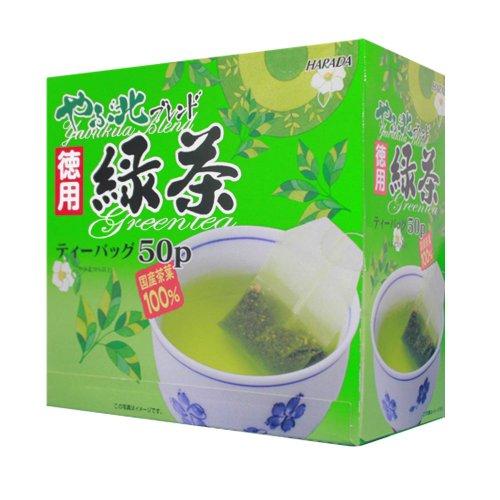やぶ北ブレンド徳用緑茶 2g×50P