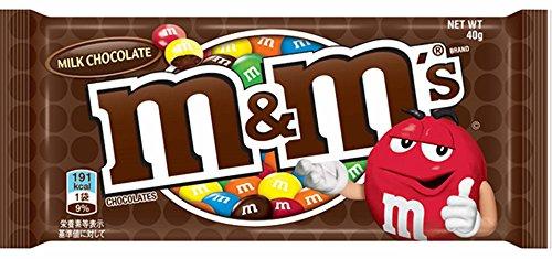 M&M'S ミルクチョコレートシングル