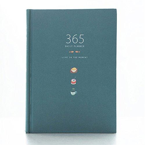 Simple+ 365日計画ノート スケジュール帳 2018年