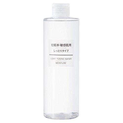 化粧水 敏感肌用 しっとりタイプ(大容量) 400ml