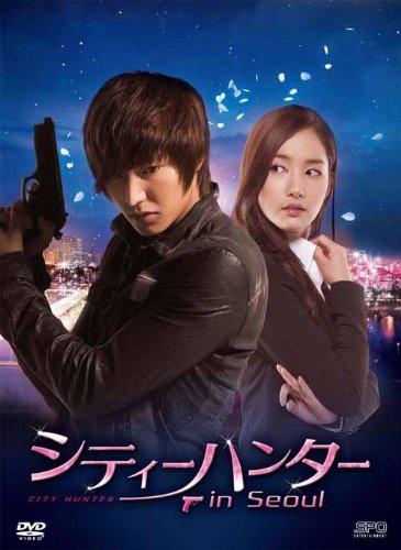 『シティーハンター in Seoul 』DVD-BOX2(日本版)