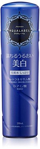 アクアレーベル ホワイトアップ ローション 保湿・美白化粧水 (2) しっとり 200mL 【医薬部外品】