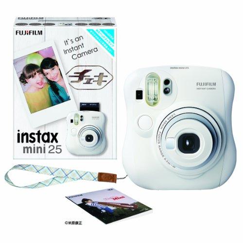 インスタントカメラ チェキ instax mini 25