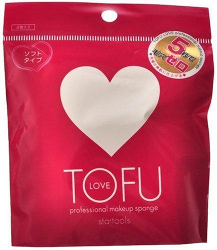 TOFU LOVE プロフェッショナルメイクアップスポンジ