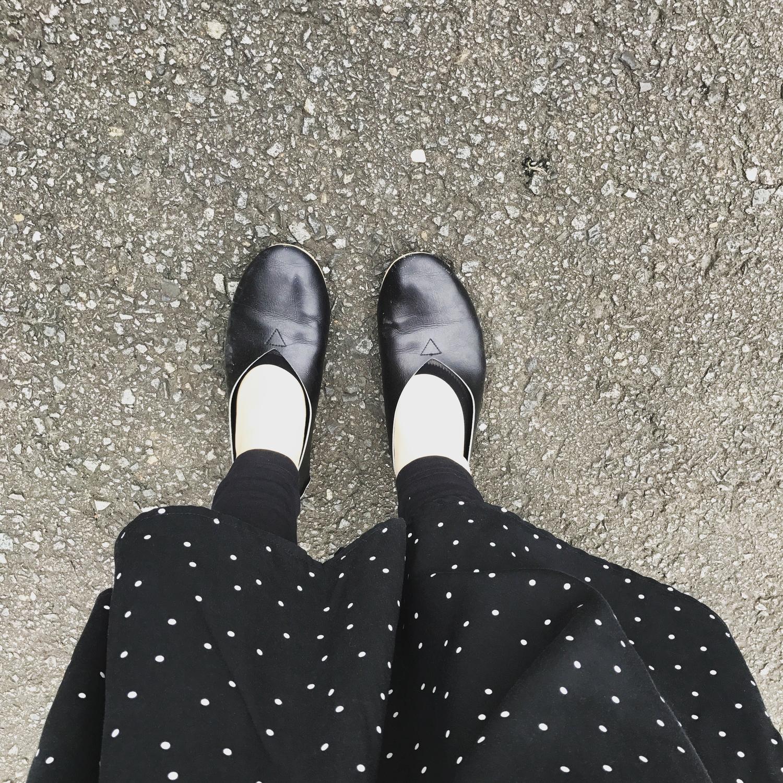 策1▷毎日同じブーツを履かない