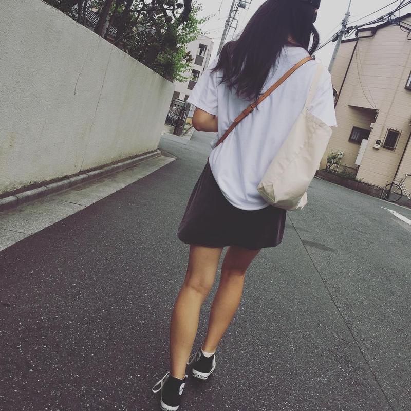 ♡:キメ過ぎないファッション