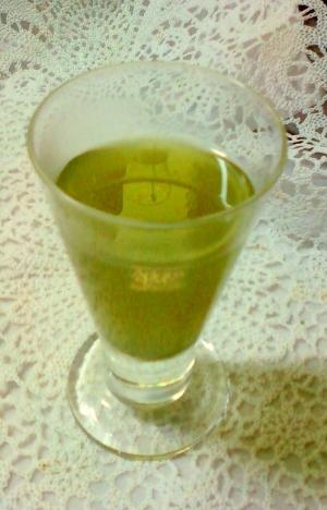 ♡゚・。♥。抹茶レモン白ワイン♡゚・。♥。・゚♡゚