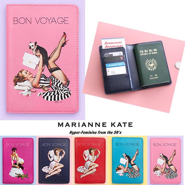 BON VOYAGEパスポートケース