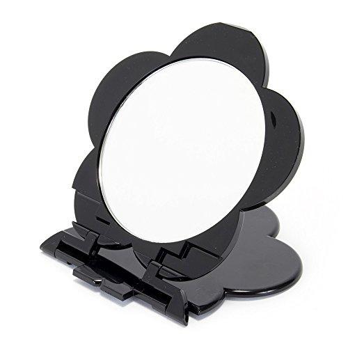 マリーズコンパクトミラー メイクアップ ブラック