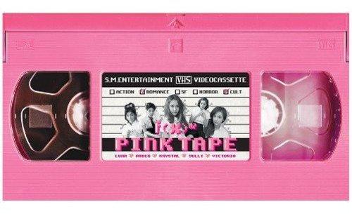 f(x) 2集 - Pink Tape
