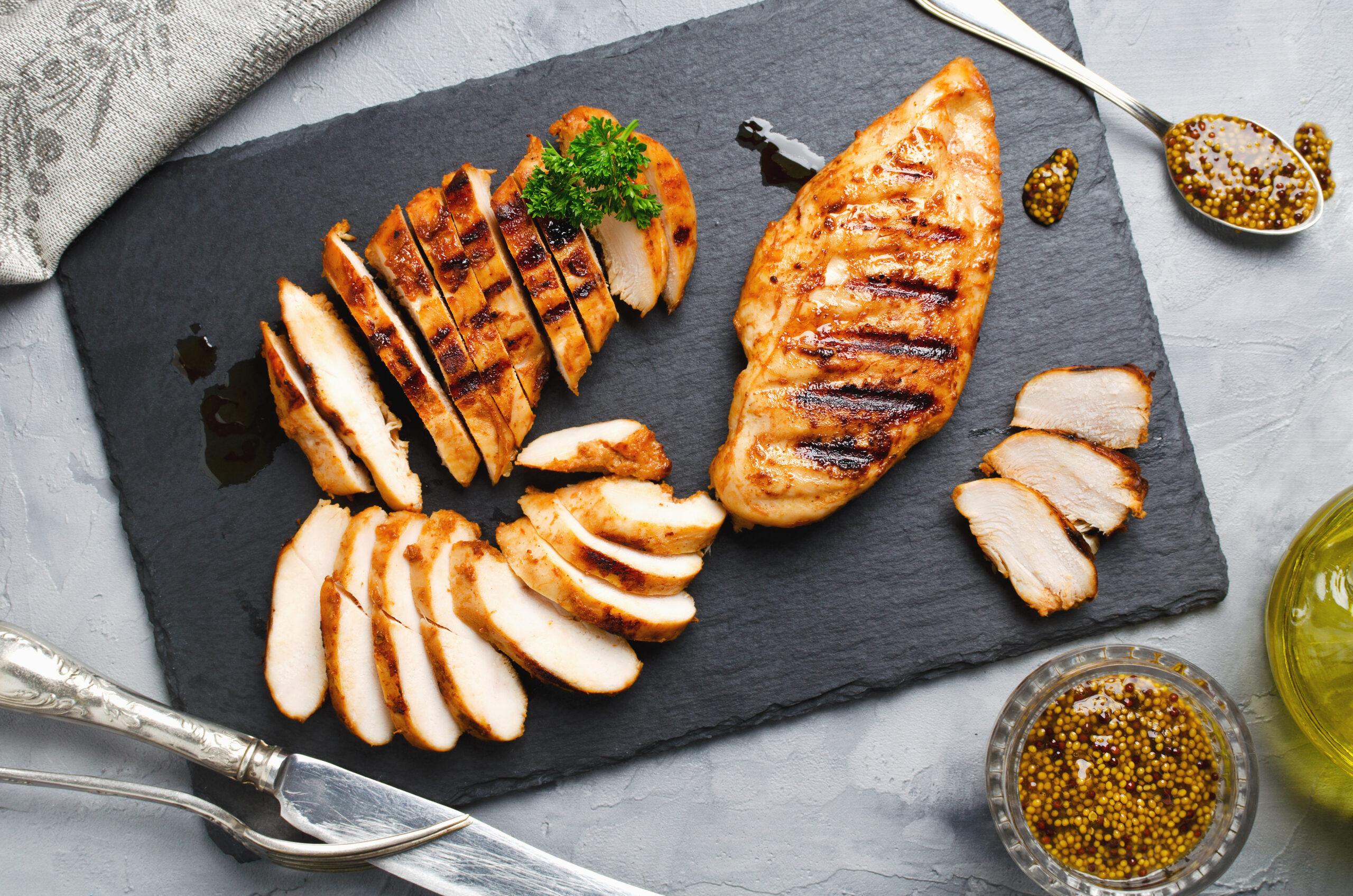 鶏肉(特にささみ)