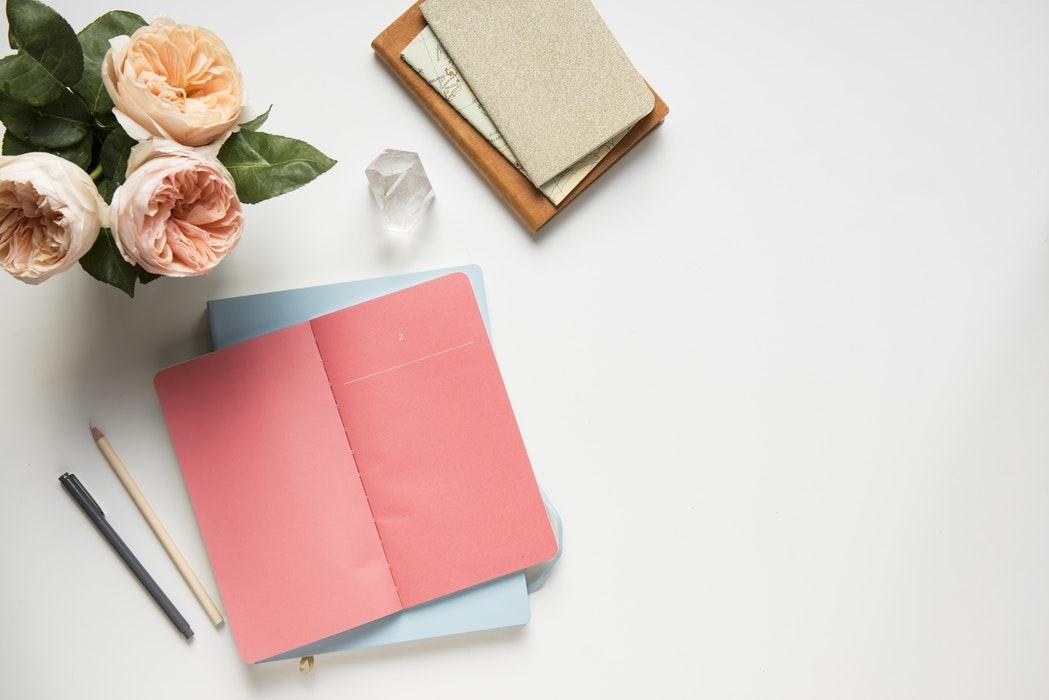 日記をつけてみる