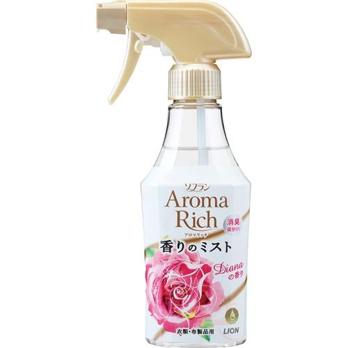 ソフラン アロマリッチ 香りのミスト ダイアナの香り