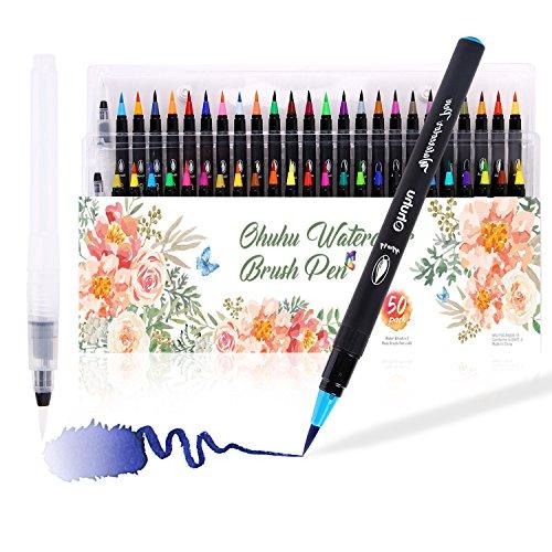 水彩筆ペン