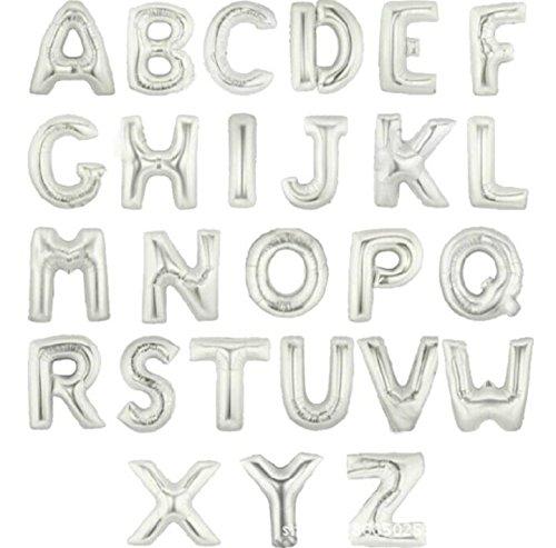 バルーン アルファベット