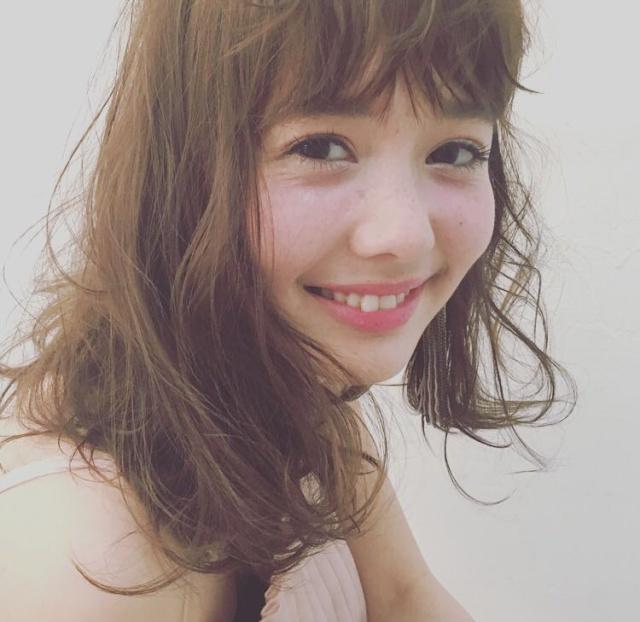 1.明るい笑顔
