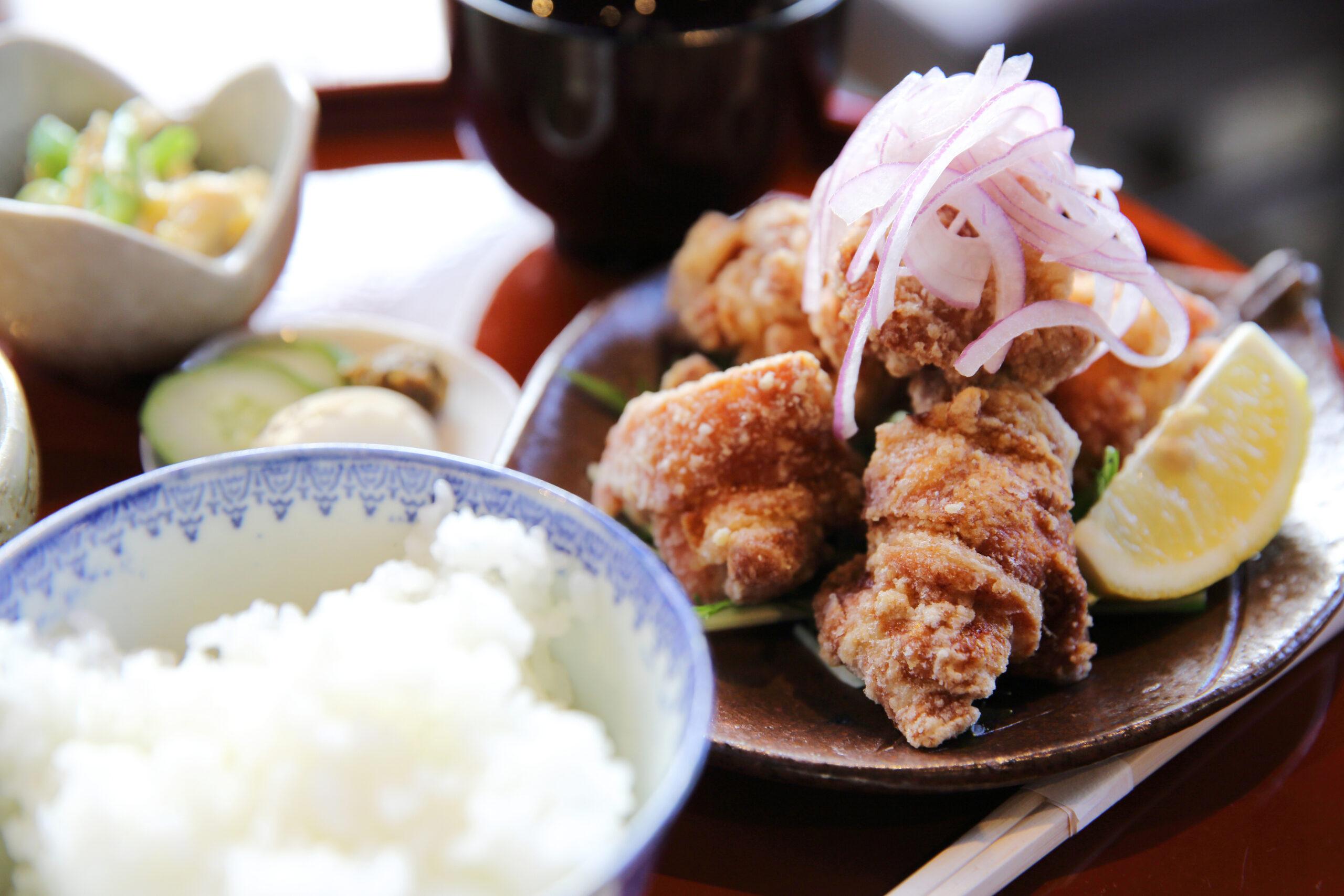 料理3▷自分では中々作らない揚げ物