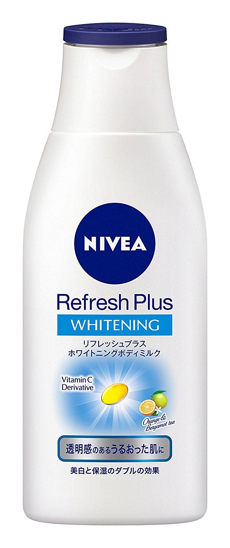 リフレッシュプラスホワイトニングボディミルク(医薬部外品)