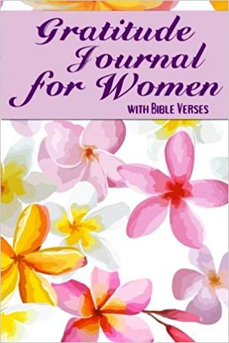 Gratitude Journal for Women With Bible Verses