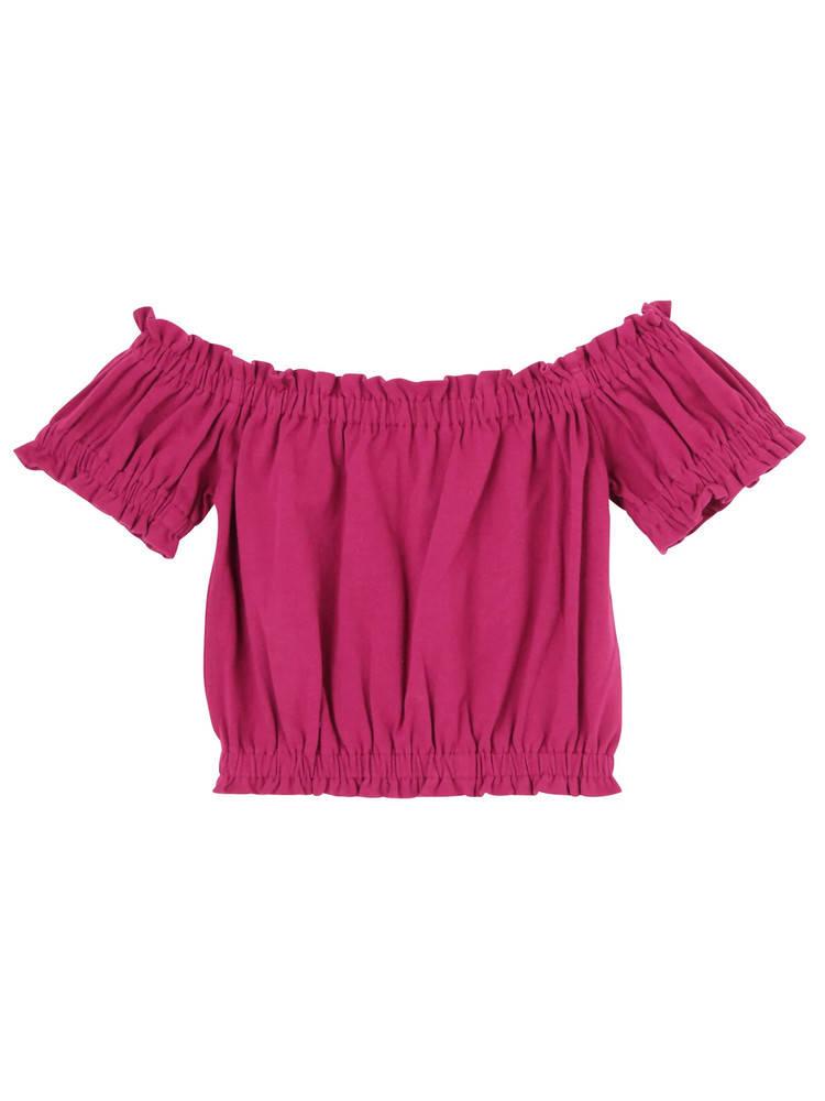 シャーリング 2WAY Tシャツ