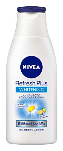 リフレッシュプラス ホワイトニングボディミルク