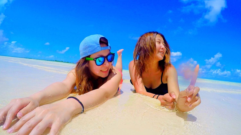 今年の夏は海に行きたい!