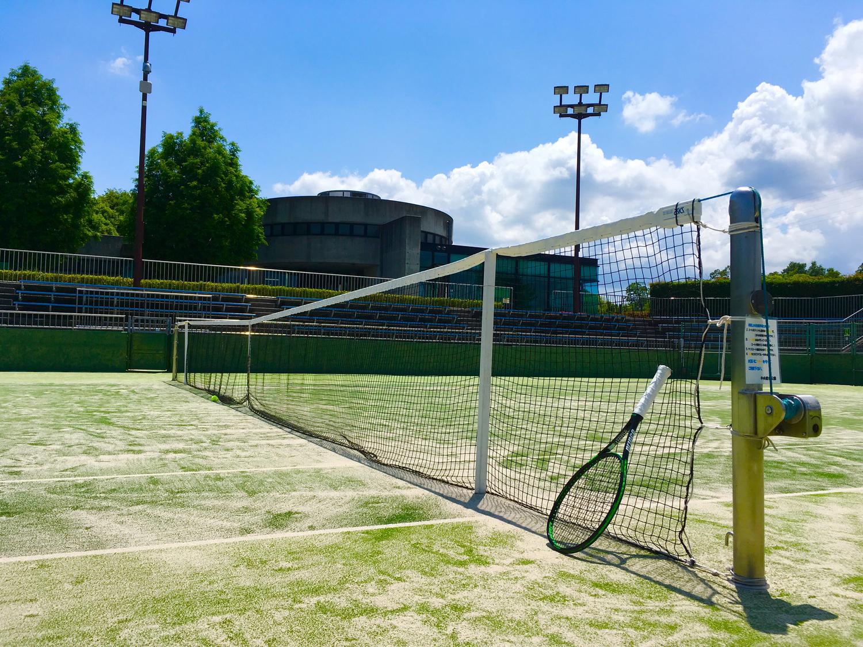 # テニス