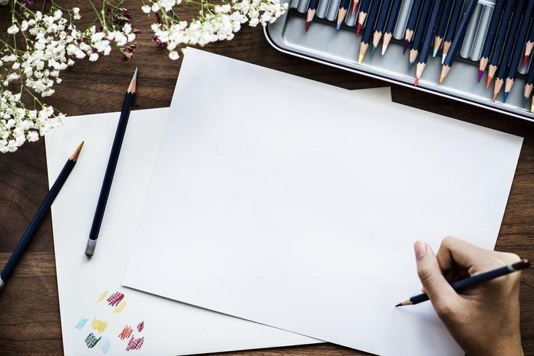 """今は、日記を書くんじゃなくて""""描く"""""""