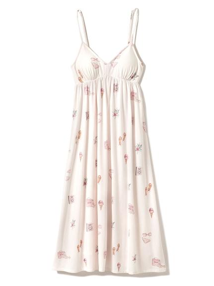 カラーモチーフカップインドレス