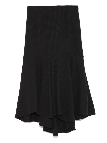 アシメマーメイドスカート