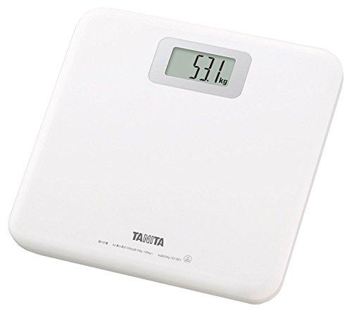 タニタ 体重計 ホワイト