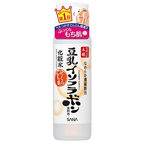 豆乳イソフラボン 化粧水 NA