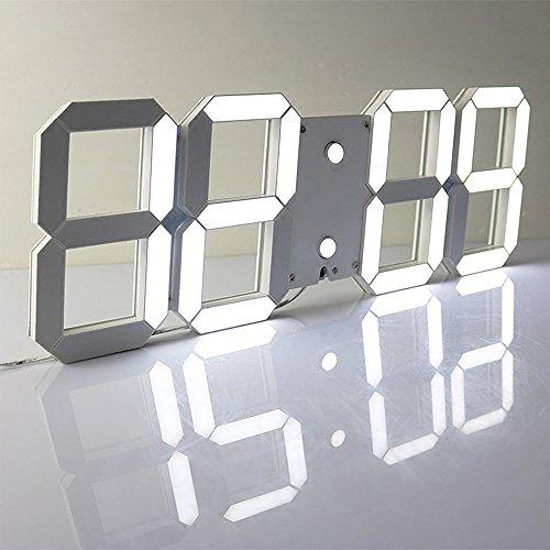 Jコートン LEDデジタル時計 3Dデザイン