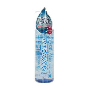 デオアルム ミョウバン水 500ml