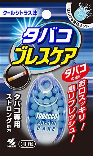 小林製薬 タバコブレスケア