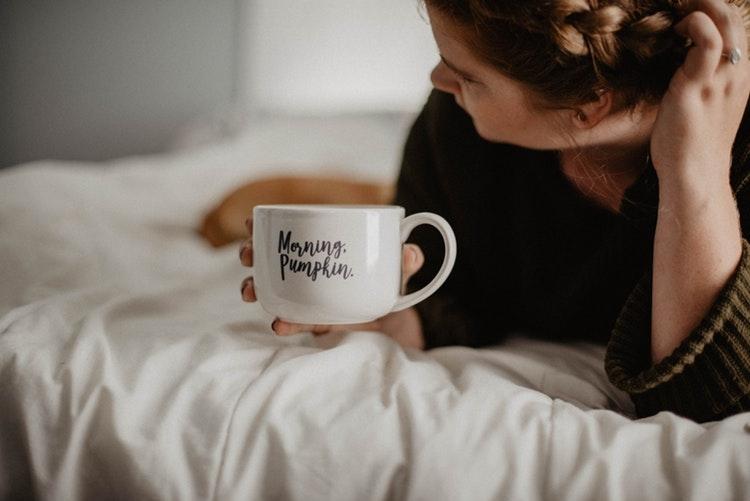 いつもより10分早起きしてみる朝
