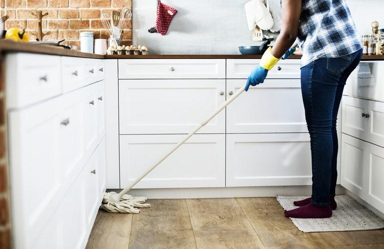 掃除ダイエットをやる上でのポイント